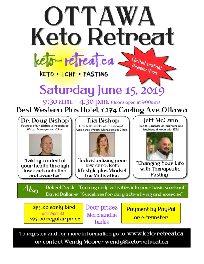 Ottaw retreat poster